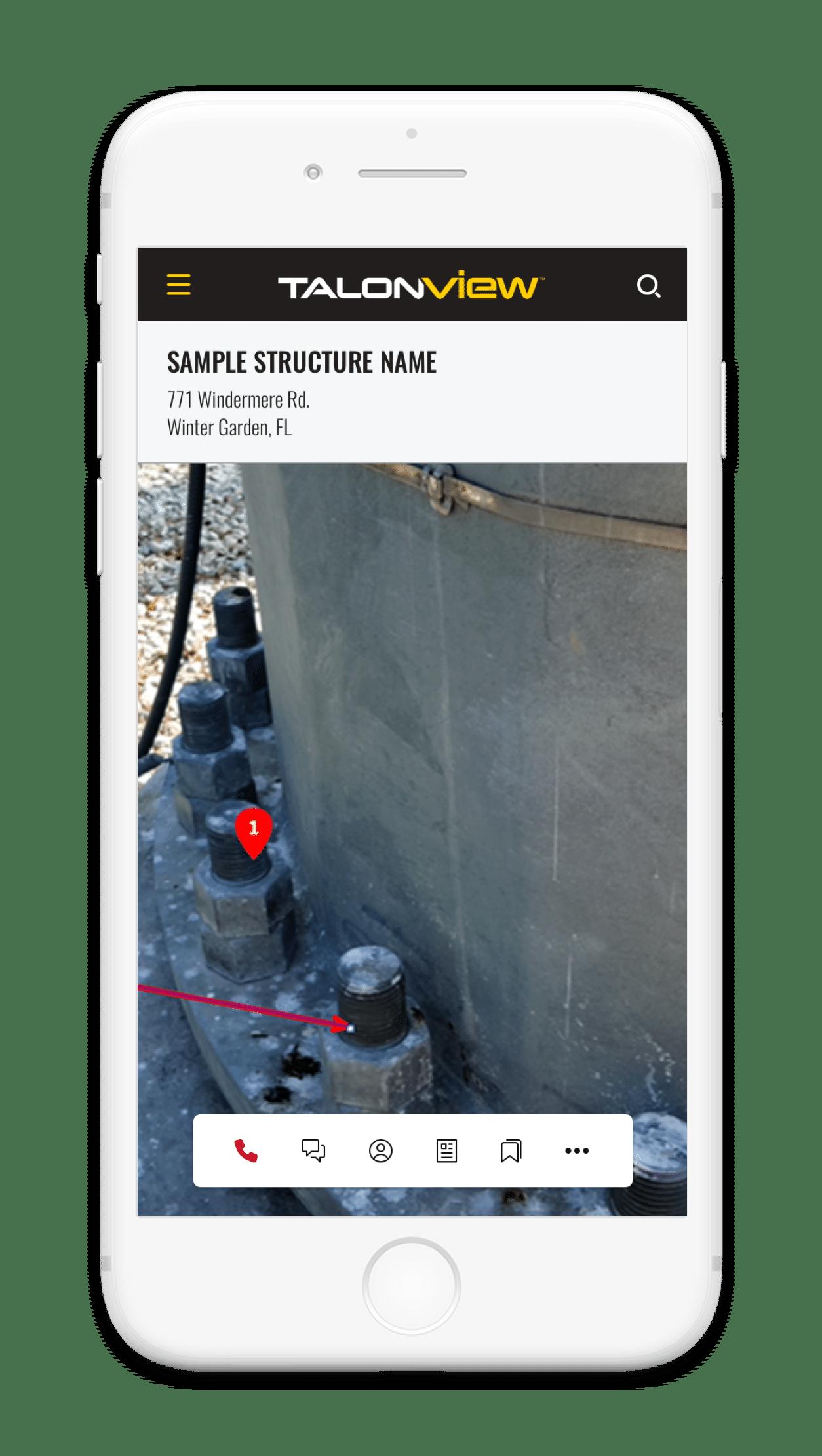 TalonView Mobile Application